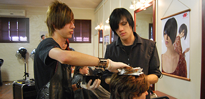 Hairdressing Course Register